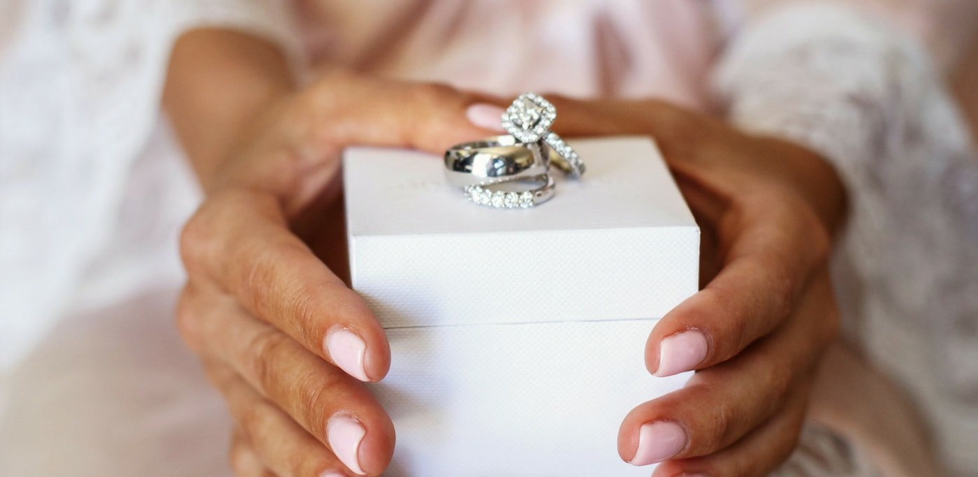 Wedding Ring Which Hand.Which Hand To Wear A Diamond Ring According To Astrology Sparkles